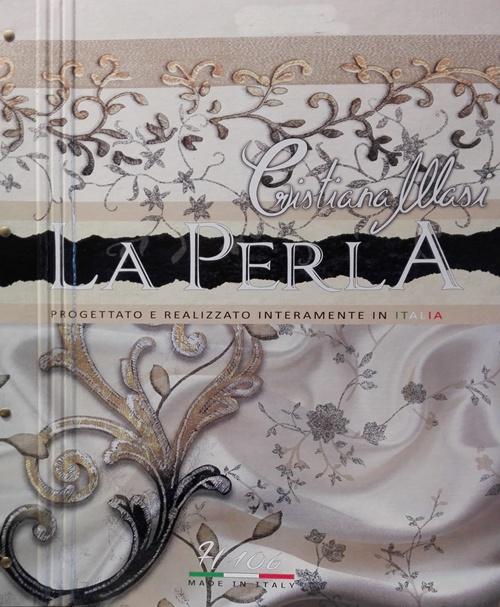 La Perla tapéta, poszter katalógus
