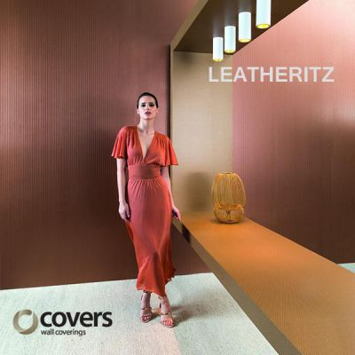 Covers: Leatheritz tapéta, poszter katalógus
