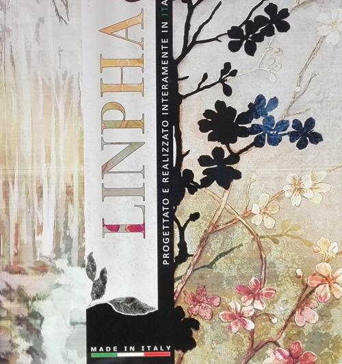 Linpha tapéta, poszter katalógus