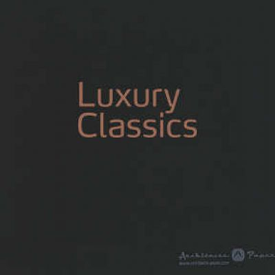 Luxury Classics tapétakatalógus