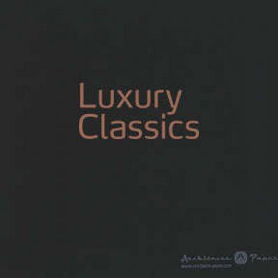 Luxury Classics tapéta, poszter katalógus