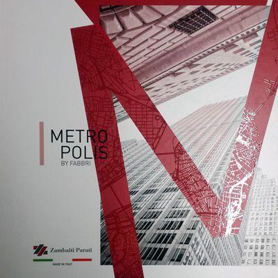 Metropolis tapéta, poszter katalógus