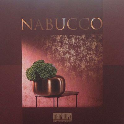 Marburg gyártó Nabucco katalógusa