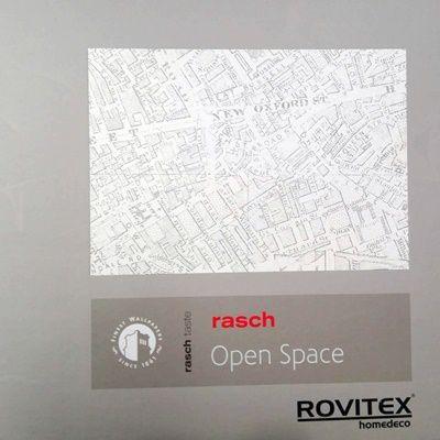 Open Space tapétakatalógus
