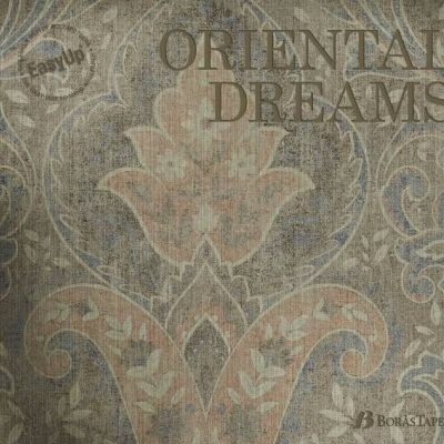 Oriental Dreams tapéta, poszter katalógus