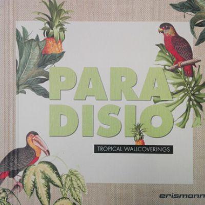 Paradisio tapéta, poszter katalógus