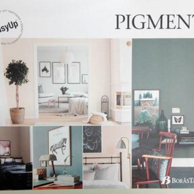 Pigment (új) tapéta, poszter katalógus