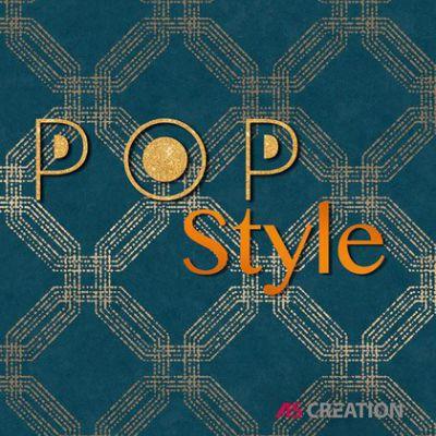 Pop Style tapéta, poszter katalógus