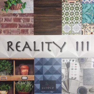 Reality III tapéta, poszter katalógus