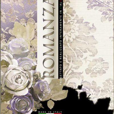 Romanza tapéta, poszter katalógus
