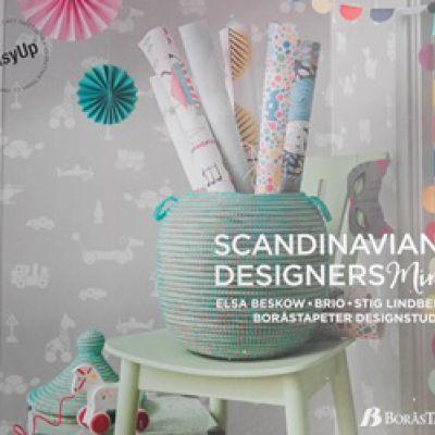 Scandinavian Designers Mini tapéta, poszter katalógus