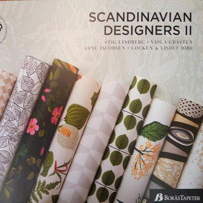 Boras gyártó Scandinavian Designers II katalógusa