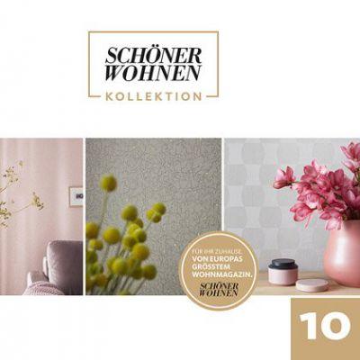 Schöner Wohnen 10 tapéta, poszter katalógus