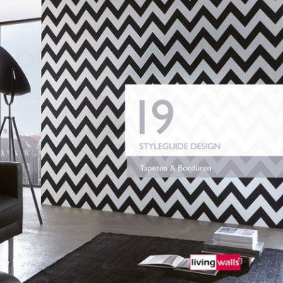 Styleguide Design tapéta, poszter katalógus