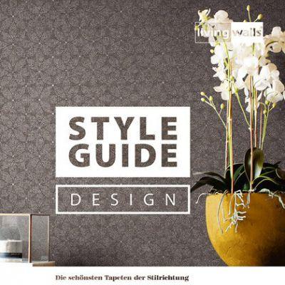 Styleguide Design 21 tapétakatalógus