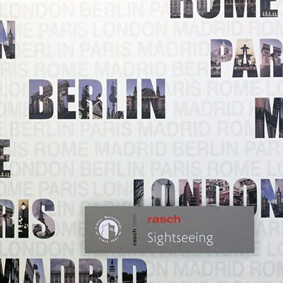 Sightseeing tapéta, poszter katalógus