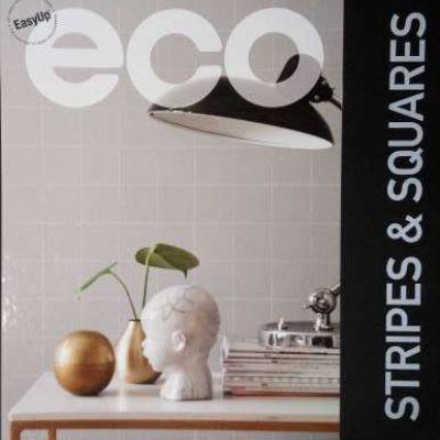ECO gyártó Stripes and Squares katalógusa