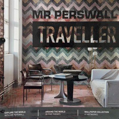 Traveller tapéta, poszter katalógus
