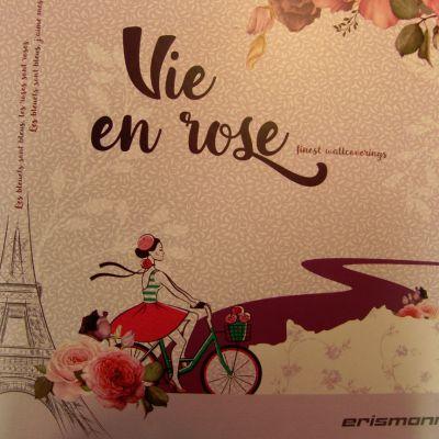 Vie en Rose tapéta, poszter katalógus