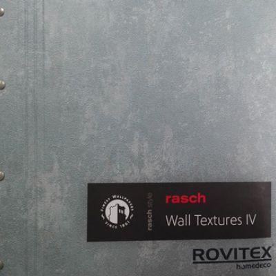 Rasch gyártó Wall Textures IV katalógusa