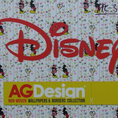 AG Design gyártó Disney katalógusa
