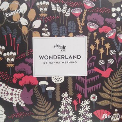 Wonderland tapéta, poszter katalógus