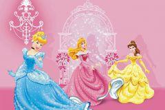 FTDN M 5206 cikkszámú tapéta.Emberek-sztárok,gyerek,rajzolt,barna,kék,pink-rózsaszín,sárga,vlies poszter, fotótapéta