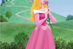 FTDN V 5401 cikkszámú tapéta.Emberek-sztárok,gyerek,rajzolt,pink-rózsaszín,sárga,szürke,zöld,vlies poszter, fotótapéta