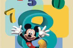 FTDN V 5413 cikkszámú tapéta.Gyerek,bézs-drapp,fehér,fekete,kék,piros-bordó,sárga,zöld,vlies poszter, fotótapéta