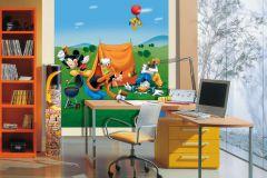 FTDN XL 5107 cikkszámú tapéta.állatok,gyerek,fehér,fekete,kék,narancs-terrakotta,piros-bordó,sárga,zöld,vlies poszter, fotótapéta
