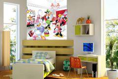 FTDN XL 5108 cikkszámú tapéta.Gyerek,fehér,fekete,lila,narancs-terrakotta,pink-rózsaszín,piros-bordó,sárga,zöld,vlies poszter, fotótapéta