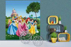 FTDN XL 5112 cikkszámú tapéta.Gyerek,fehér,fekete,kék,lila,narancs-terrakotta,pink-rózsaszín,sárga,zöld,vlies poszter, fotótapéta