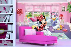 FTDN XXL 5035 cikkszámú tapéta.Gyerek,fehér,fekete,lila,pink-rózsaszín,piros-bordó,sárga,vlies poszter, fotótapéta