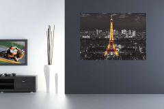 FTN M 2643 cikkszámú tapéta.Tájkép,fehér,fekete,sárga,szürke,vlies poszter, fotótapéta