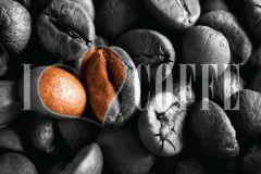 FTN M 2655 cikkszámú tapéta.Feliratos-számos,konyha-fürdőszobai,barna,fehér,fekete,szürke,vlies poszter, fotótapéta