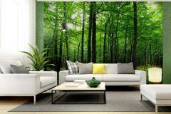 FTN S 2446 cikkszámú tapéta.Fa hatású-fa mintás,tájkép,természeti mintás,barna,zöld,vlies poszter, fotótapéta