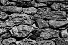 FTN S 2480 cikkszámú tapéta.Kőhatású-kőmintás,fehér,fekete,szürke,vlies poszter, fotótapéta