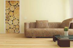 FTN V 2870 cikkszámú tapéta.Fa hatású-fa mintás,barna,bézs-drapp,fekete,vlies poszter, fotótapéta