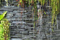 FTN V 2889 cikkszámú tapéta.Kőhatású-kőmintás,természeti mintás,szürke,zöld,vlies poszter, fotótapéta