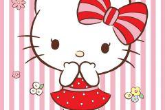 FTN V 2914 cikkszámú tapéta.Gyerek,barna,fehér,pink-rózsaszín,piros-bordó,sárga,vlies poszter, fotótapéta