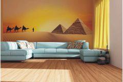 FTN XXL 0474 cikkszámú tapéta.Tájkép,barna,narancs-terrakotta,sárga,vlies poszter, fotótapéta