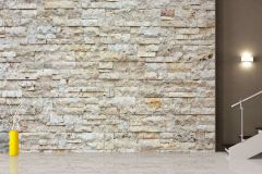FTN XXL 2412 cikkszámú tapéta.Kőhatású-kőmintás,bézs-drapp,fehér,vlies poszter, fotótapéta