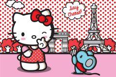 FTN XXL 2433 cikkszámú tapéta.Gyerek,rajzolt,fehér,fekete,kék,pink-rózsaszín,piros-bordó,szürke,vlies poszter, fotótapéta