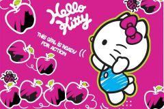 FTN XXL 2434 cikkszámú tapéta.Feliratos-számos,gyerek,rajzolt,fehér,fekete,kék,pink-rózsaszín,vlies poszter, fotótapéta