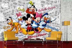 FTD 2225 cikkszámú tapéta.Emberek-sztárok,gyerek,fehér,fekete,kék,pink-rózsaszín,piros-bordó,sárga,papír poszter, fotótapéta