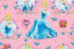 WPD9708 cikkszámú tapéta.Gyerek,kék,pink-rózsaszín,sárga,gyengén mosható,vlies tapéta