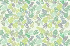 WPD9741 cikkszámú tapéta.Gyerek,természeti mintás,sárga,szürke,zöld,gyengén mosható,vlies tapéta
