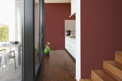 33370-4 cikkszámú tapéta.Egyszínű,különleges felületű,piros-bordó,gyengén mosható,illesztés mentes,vlies tapéta