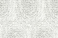 33373-2 cikkszámú tapéta.Absztrakt,metál-fényes,ezüst,fehér,gyengén mosható,vlies tapéta