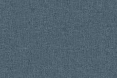 33374-4 cikkszámú tapéta.Egyszínű,különleges felületű,textilmintás,kék,gyengén mosható,illesztés mentes,vlies tapéta